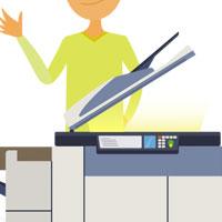 Printer ไม่ยอมออก