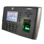 เครื่องสแกนลายนิ้วมือ ยี่ห้อ ZKteco รุ่น Iclock 700/ID/3G