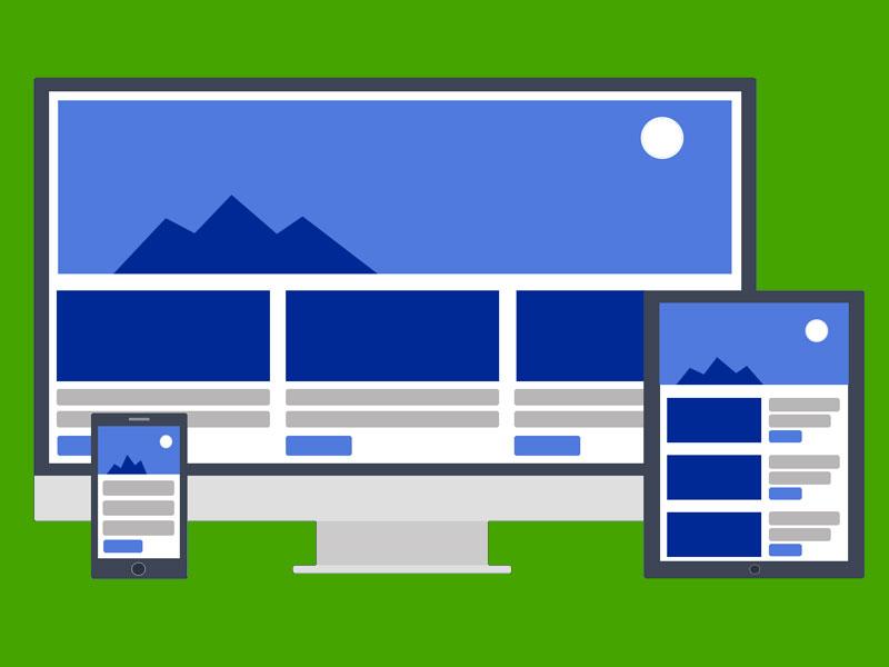 หลักการ ออกแบบเว็บ ขั้นพื้นฐาน พร้อมองค์ประกอบและรูปแบบโครงสร้าง