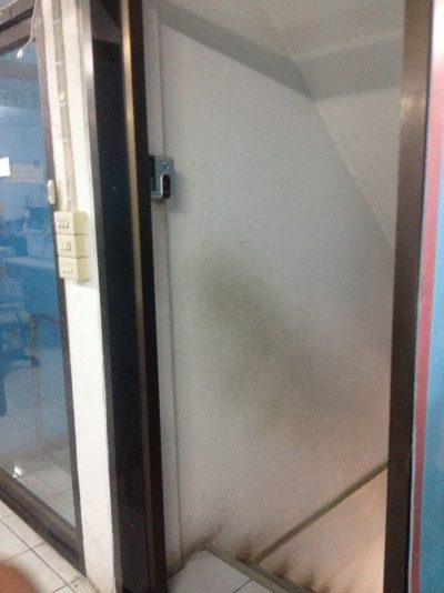 ติดตั้งเครื่องสแกนลายนิ้ว เปิด-ปิดประตู บริษัท เอ็น แอนด์ เอฟ มาร์เก็ตติ้ง แอนด์ เซอร์วิส จำกัด
