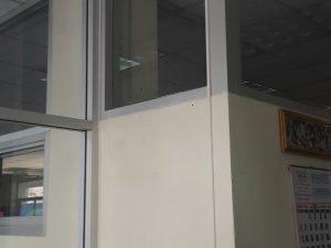 ติดตั้งเครื่องสแกนนิ้วมือ @กรมงานควบคุมโรคเอดส์ กรุงเทพมหานคร