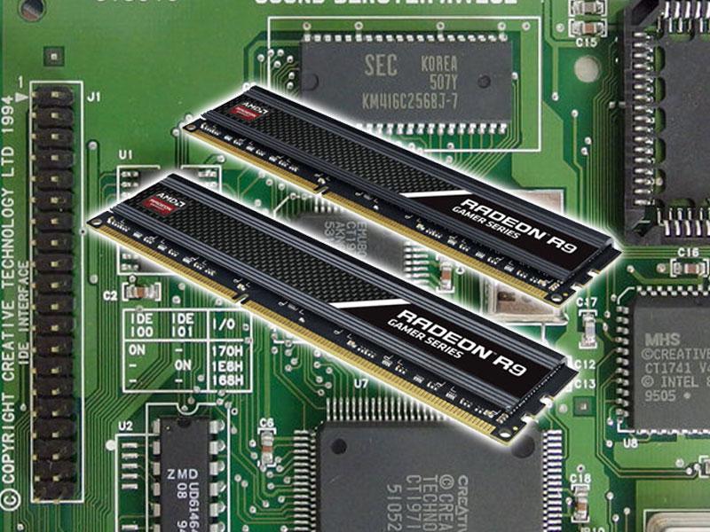 RAM หน่วยความจำชั่วคราว ของคอมพิวเตอร์ เพิ่มความเร็วให้กับระบบการทำงาน
