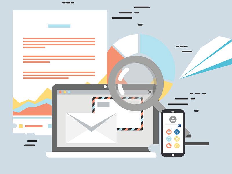 E-mail คืออะไร ส่วนประกอบของ Email มีอะไรบ้าง และคำย่อที่พบได้บ่อย