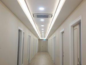 เดินสาย LAN เชื่อมต่อระบบ Network ที่ Masterpiece Hospital : โรงพยาบาลศัลยกรรมความงาม